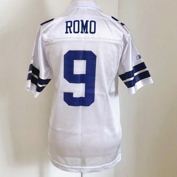 tony romo jersey authentic
